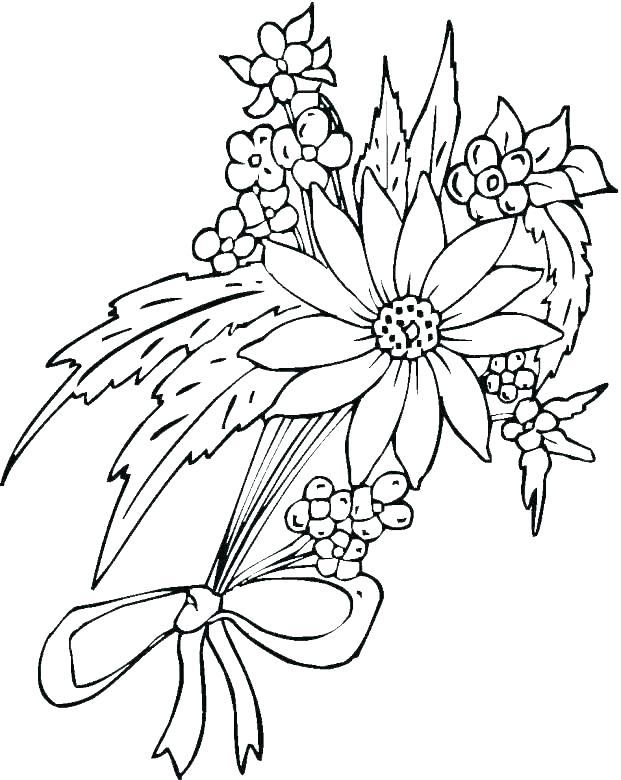 621x780 Hawaiian Flower Coloring Pages Flowers Coloring Pages Hawaiian