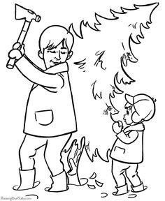 236x288 Farm Work And Chores Coloring Page Farmer Working The Hay
