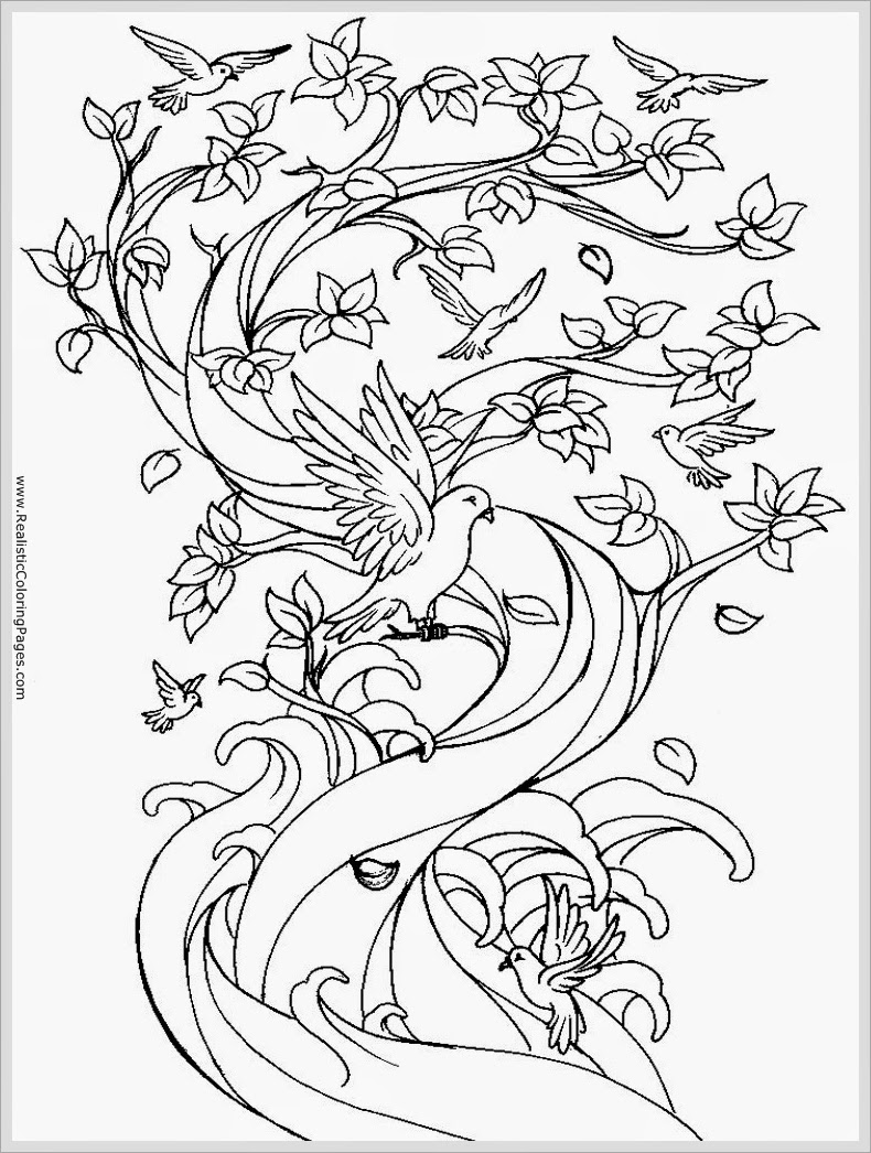 790x1046 Free Printable Coloring Pages Of Animals For Adult Free Coloring
