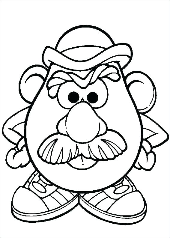 567x794 Potato Coloring Pages Potato Coloring Pages Potato Coloring Pages