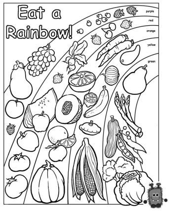 Health Coloring Pages At Getdrawings Com Free For Personal Use
