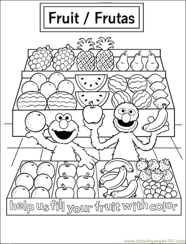 650x852 Best Photos Of Healthy Coloring Sheets Healthy Food Coloring