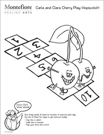 210x272 Coloring Pages For Children With A Healthy Message