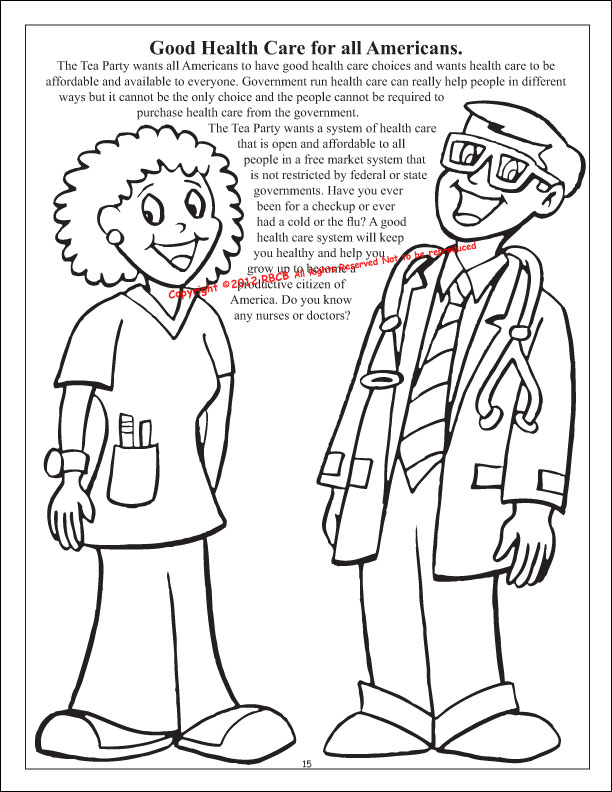 612x792 Constitution Day Coloring Page