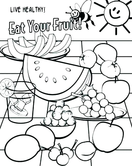 522x657 Coloring Page Coloring Pages Food Pyramid Coloring Pages