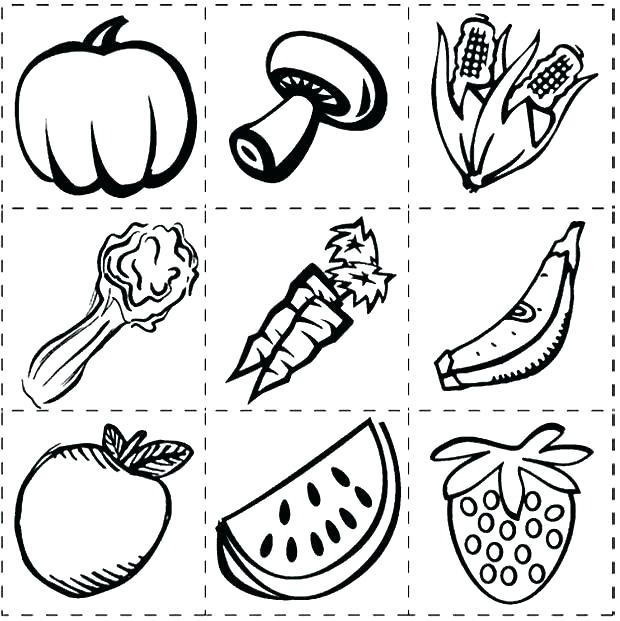 620x621 Food Coloring Pages Healthy Habits Coloring Pages Coloring Pages