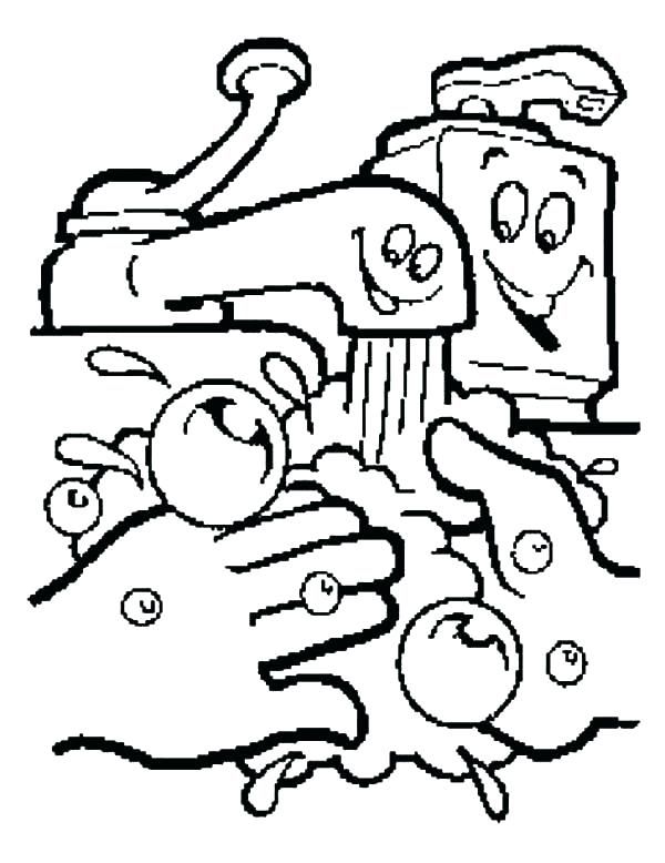 600x778 Healthy Coloring Pages Healthy Heart Coloring Page Healthy Eating