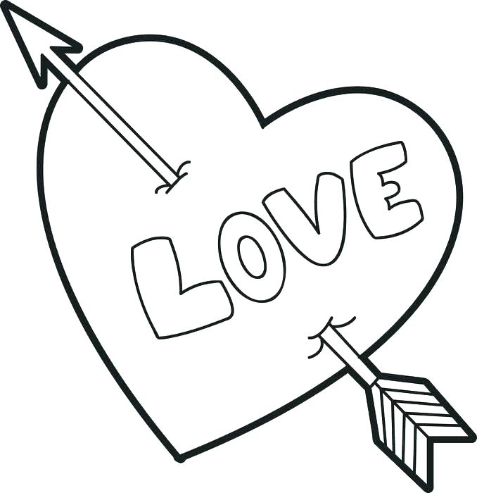 678x700 Coloring Book Roses Coloring Pages Of Flowers And Hearts Coloring