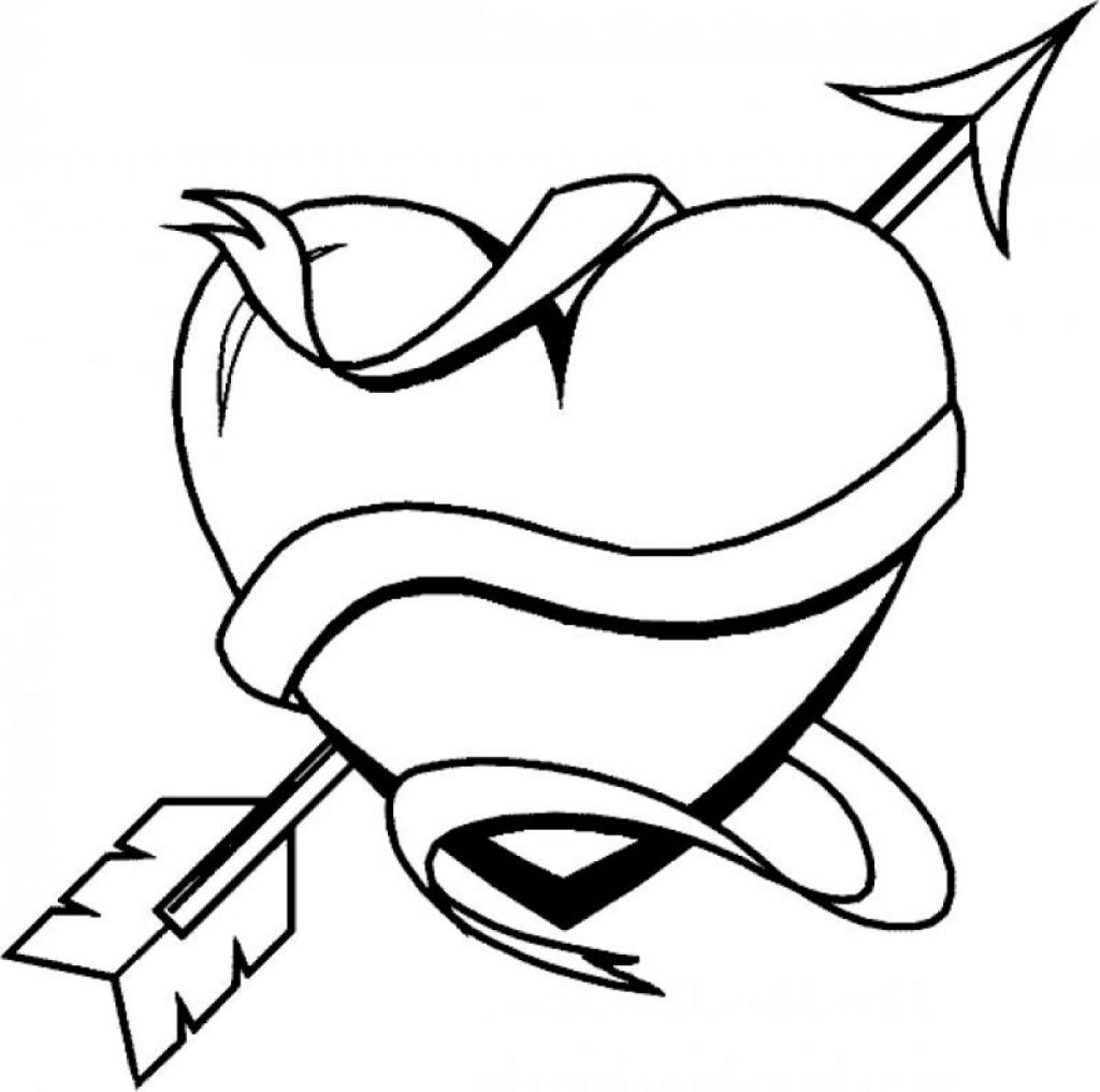 1024x1017 Heart Coloring Pages For Teenagers Coloring Sheets For Teenagers