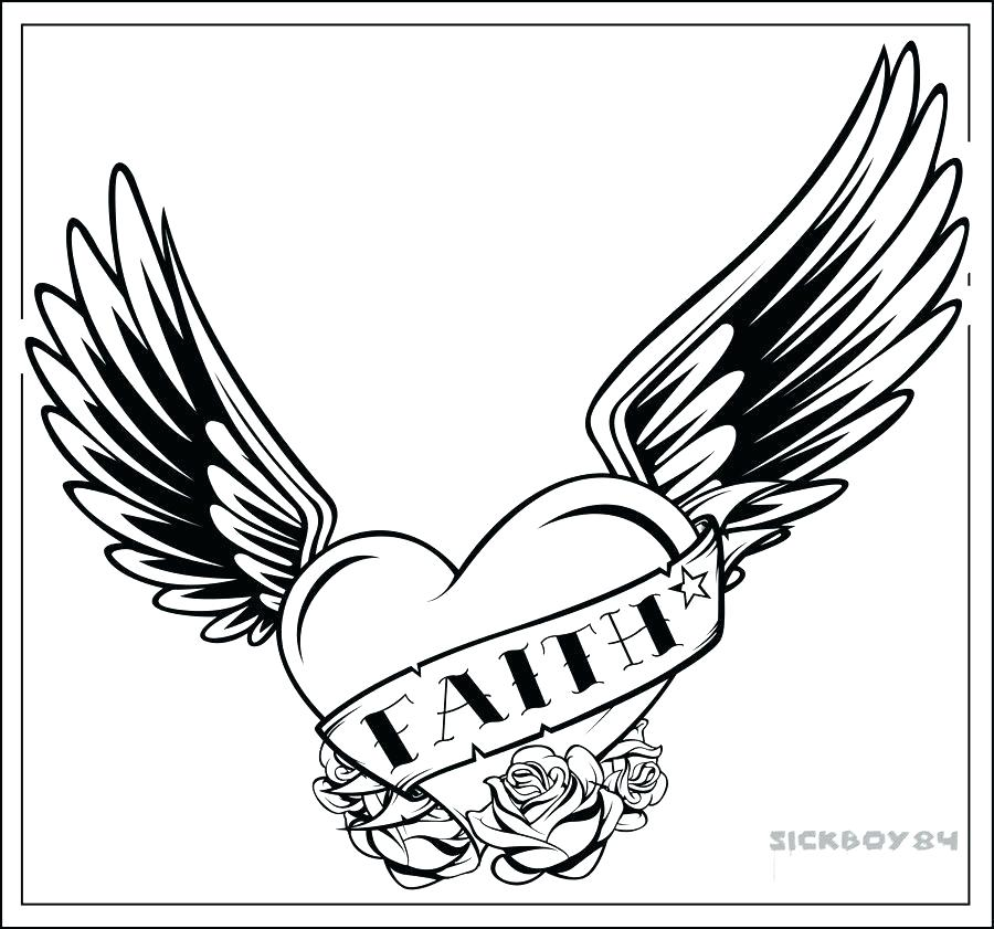 900x841 Heart Coloring Pages Printable Printable Hearts Coloring Pages