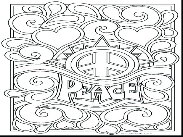 618x463 Peace Coloring Pages Peace Coloring Pages Coloring Pages Peace