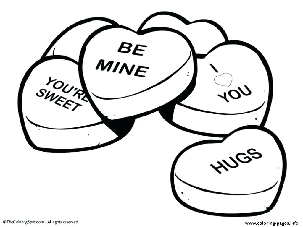 1024x768 Fresh Coloring Valentine Heart Coloring Page Free Coloring Pages