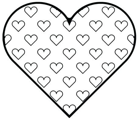 457x400 Colouring Heart Epic Heart Printable Coloring Pages Print Coloring