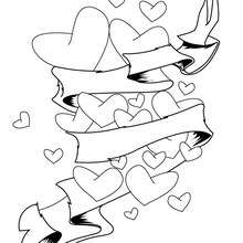 220x220 Love Bow And Arrow Coloring Pages