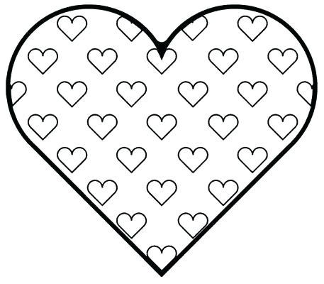 457x400 Coloring Pages Hearts Coloring Pages Hearts And Flowers