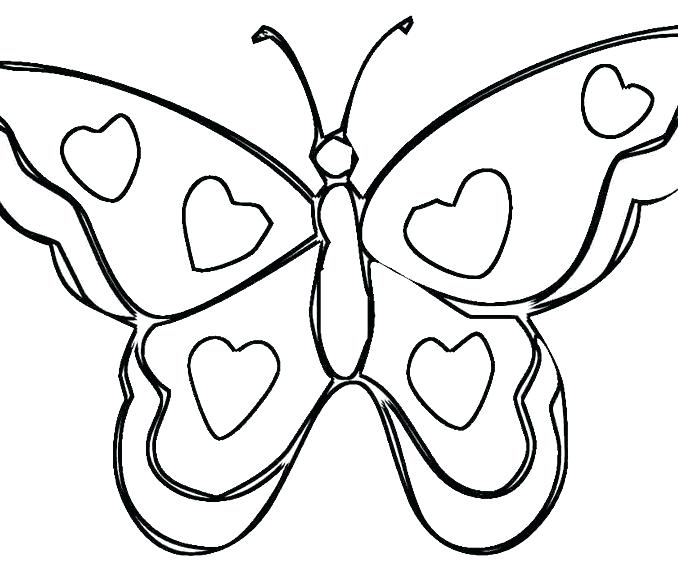 678x567 Coloring Sheet With Hearts Heart Anatomy Coloring Pages Human