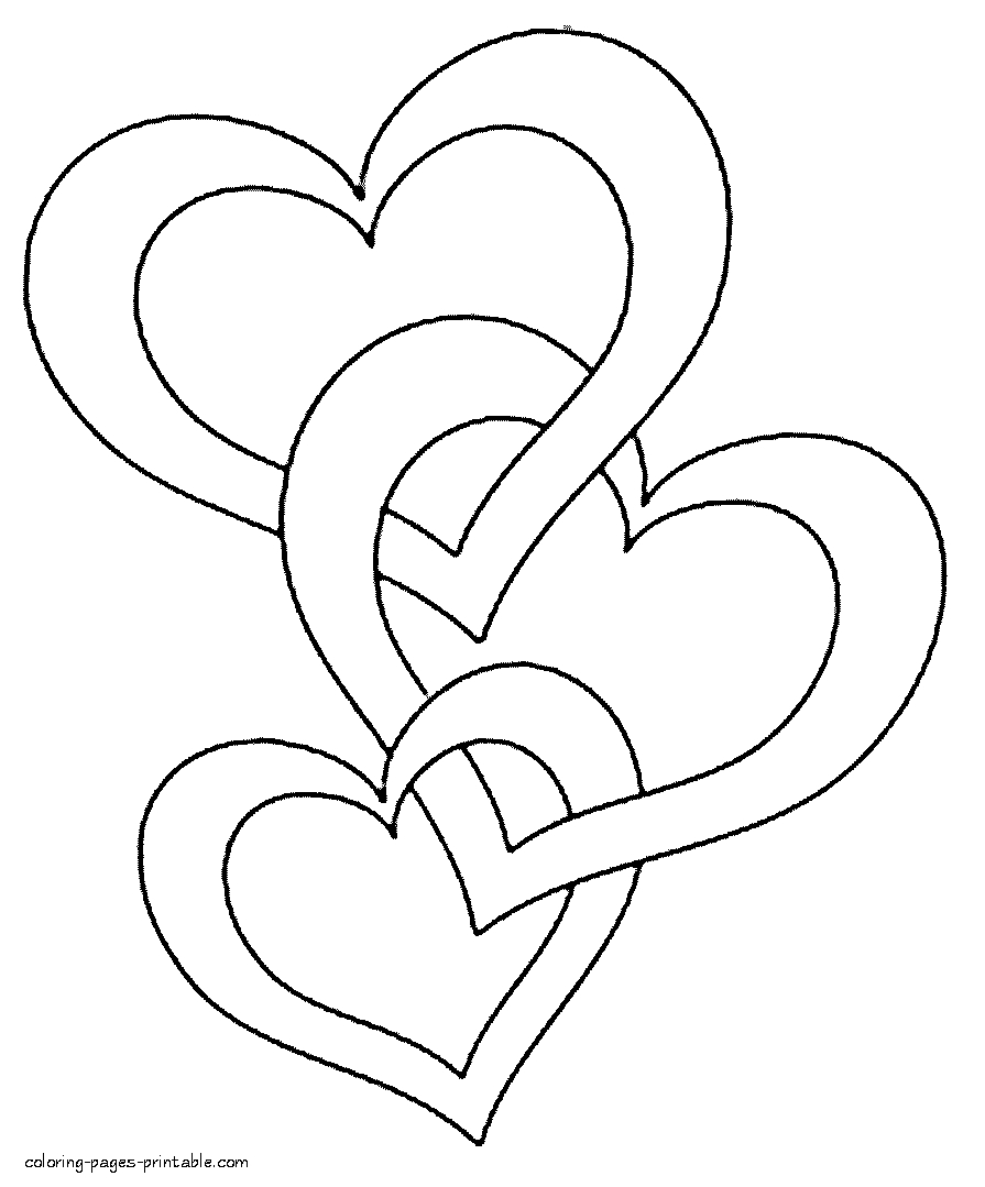 895x1079 Awesome Stars And Stripes Heart Coloring Pages Gallery Free