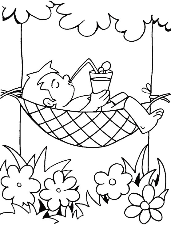 556x734 Beat The Heat Coloring Page Coloring Pages Kids