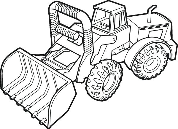 600x435 Construction Coloring Pages Construction Coloring Pages