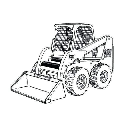 500x500 Construction Equipment Coloring Pages Construction Equipment