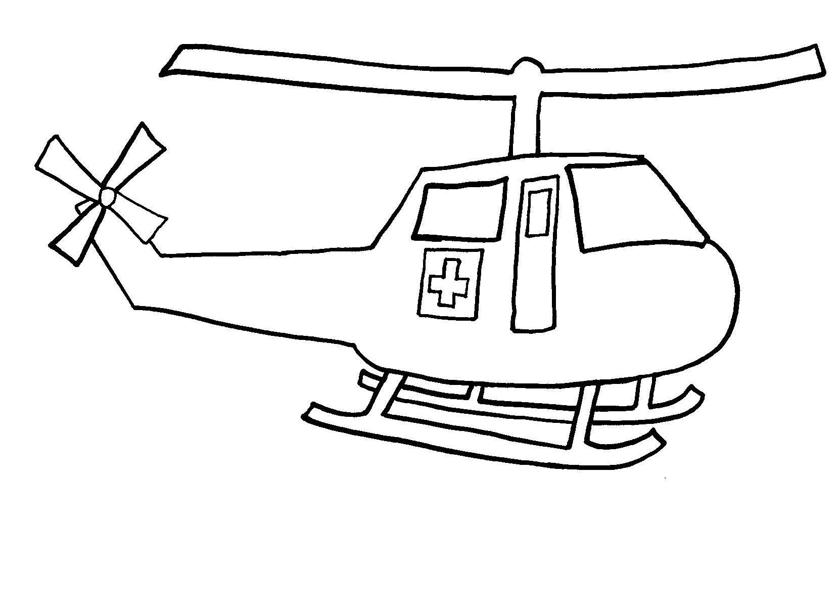 1662x1198 Helicopter Coloring Pages