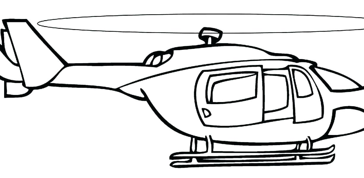 1224x600 Helicopter Coloring Pages Helicopter Coloring Page Ambulance