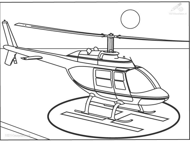 800x600 Abulense Helipad Coloring Page Popular Helicopter Coloring Pages
