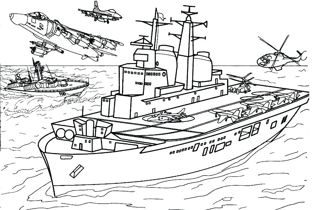1024x689 Helicopter Coloring Page