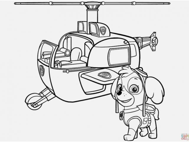 Helicopter Coloring Pages For Kids At Getdrawings Free Download