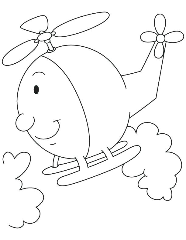 612x792 Helicopter Coloring Page Free Army Helicopter Coloring Pages Page
