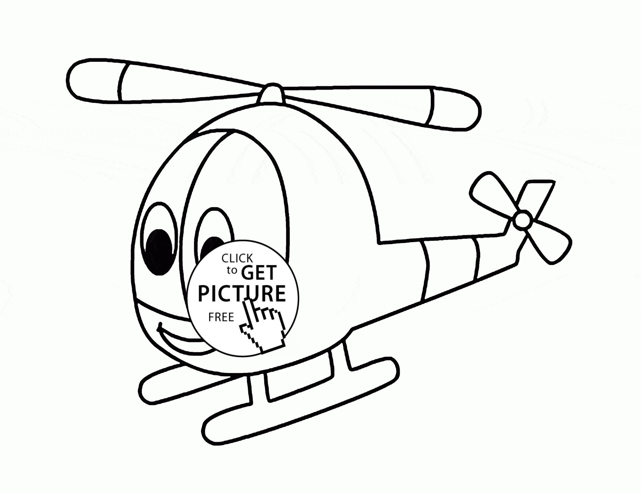 2080x1600 Helicopter Coloring Pages To Print Fresh Cute Small Helicopter