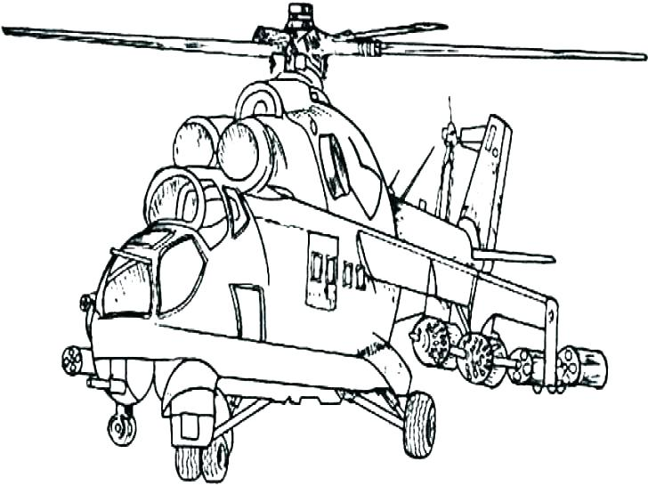 728x546 Helicopter Pictures To Color Helicopter Coloring Pages Animal