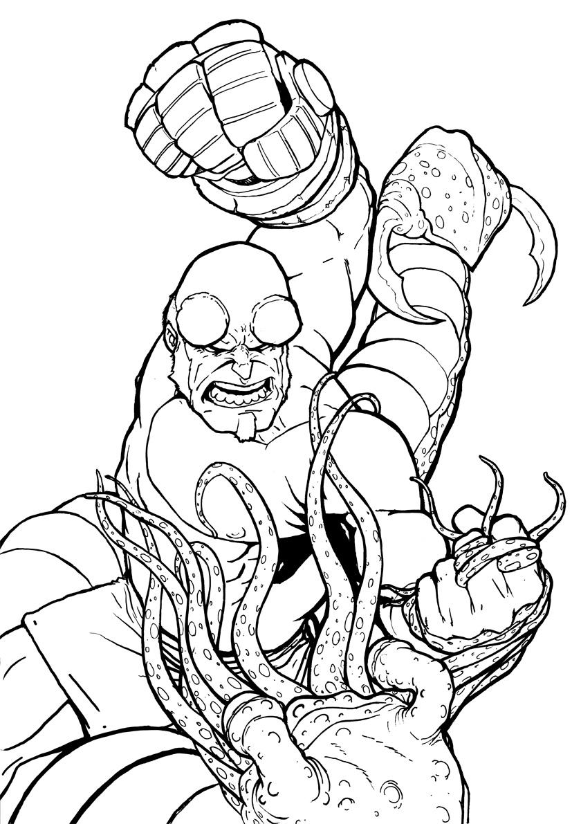 840x1191 Hellboy
