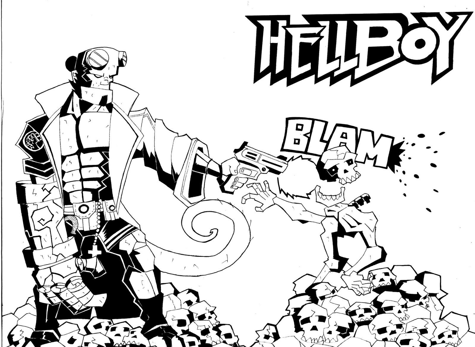 1600x1170 Hellboy