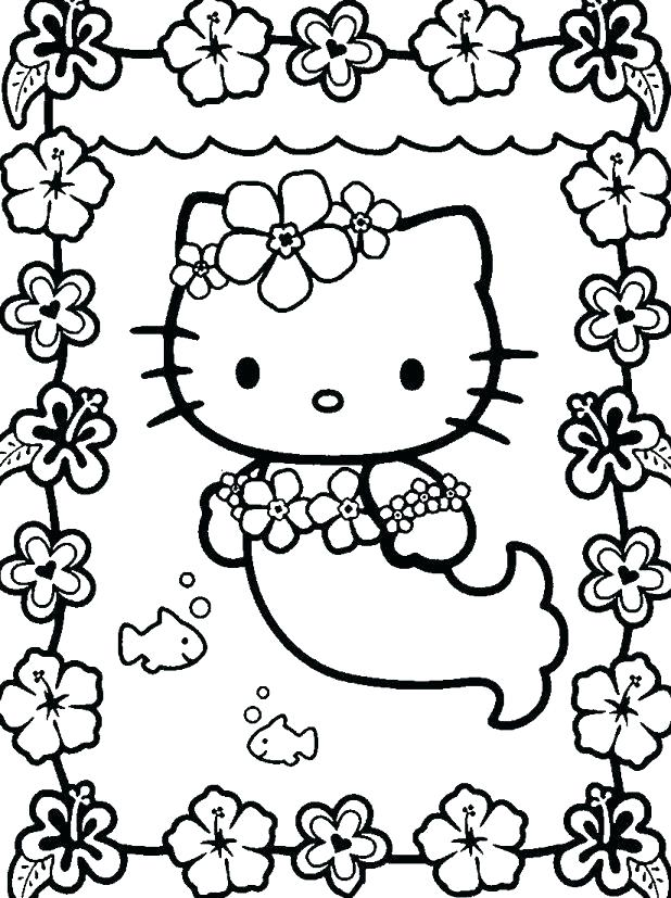618x827 Hello Kitty Halloween Coloring Pages Hello Kitty Coloring Pages
