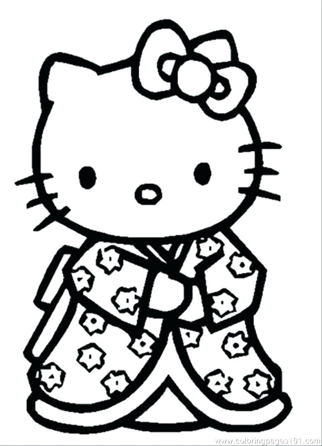650x899 Cartoon Cat Coloring Pages Hello Coloring Pages Cartoon Cat