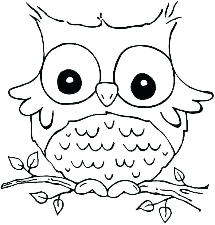 700x734 Hello Kitty Printable Coloring Pages Beautiful Owl Coloring Page