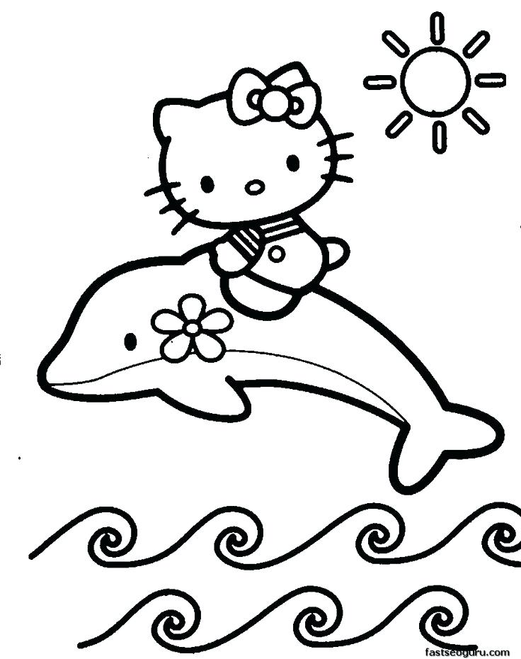 736x930 Hello Kitty Coloring Pages Hello Kitty Coloring Pages Baby Kitty