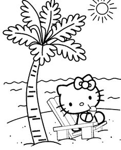 236x293 Hello Kitty Coloring Page Color Your World Young