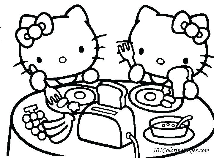 720x532 Hello Kitty Coloring Pages Christmas Hello Kitty Coloring Pages
