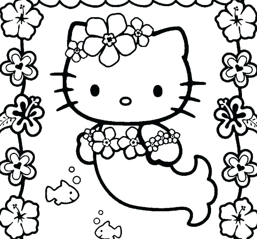 878x818 Hello Kitty Coloring Pages That You Can Print Coloring Pages Print
