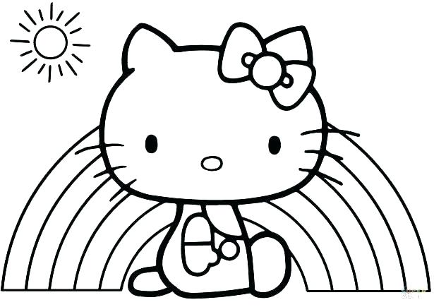 615x435 Hello Kitty Coloring Online Hello Kitty Coloring Pages Online