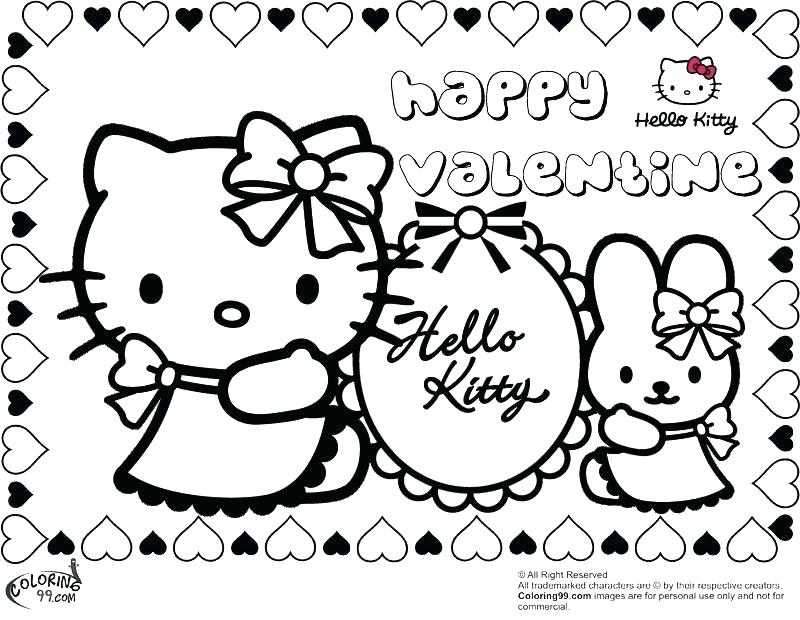 800x620 Coloring Page Hello Kitty Hello Kitty Coloring Pages Online