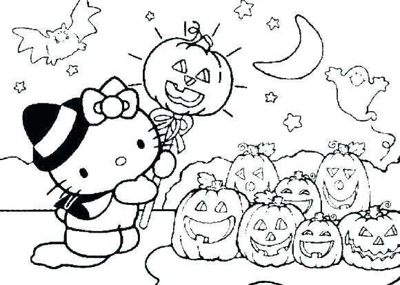 580x413 Kitty Coloring Page Hello Kitty Coloring Pages Series Coloring