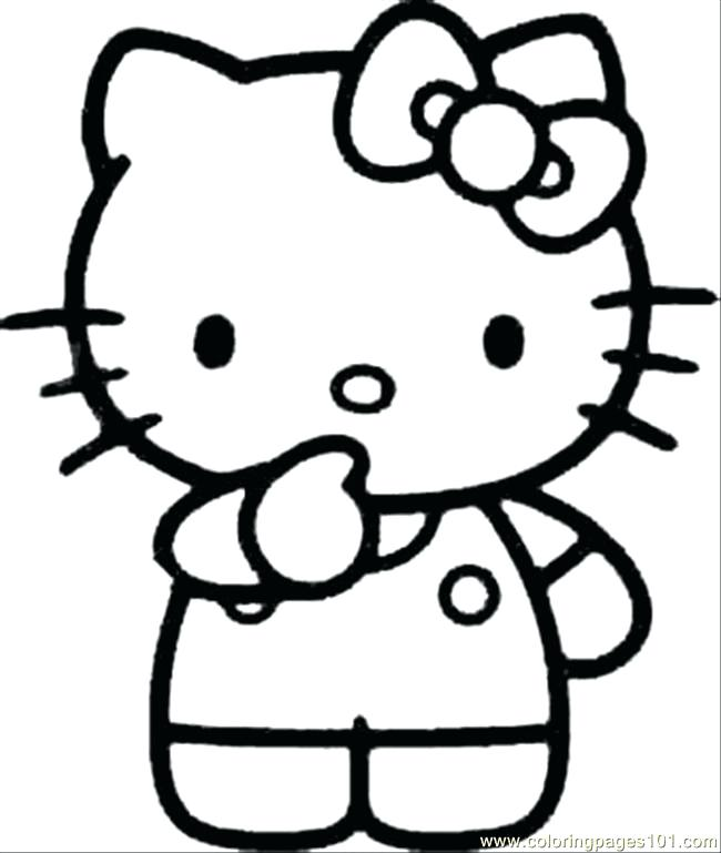 650x769 Free Coloring Pages Pdf Hello Kitty Coloring Pages Kitty Coloring
