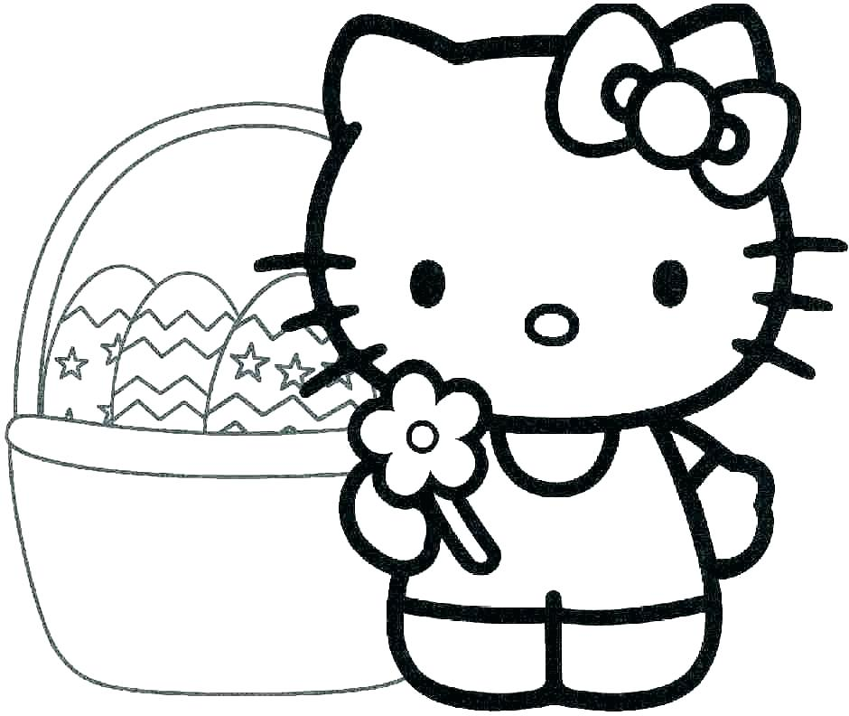 940x792 Kitty Coloring Pages Hello Kitty Pictures Printable Coloring Hello