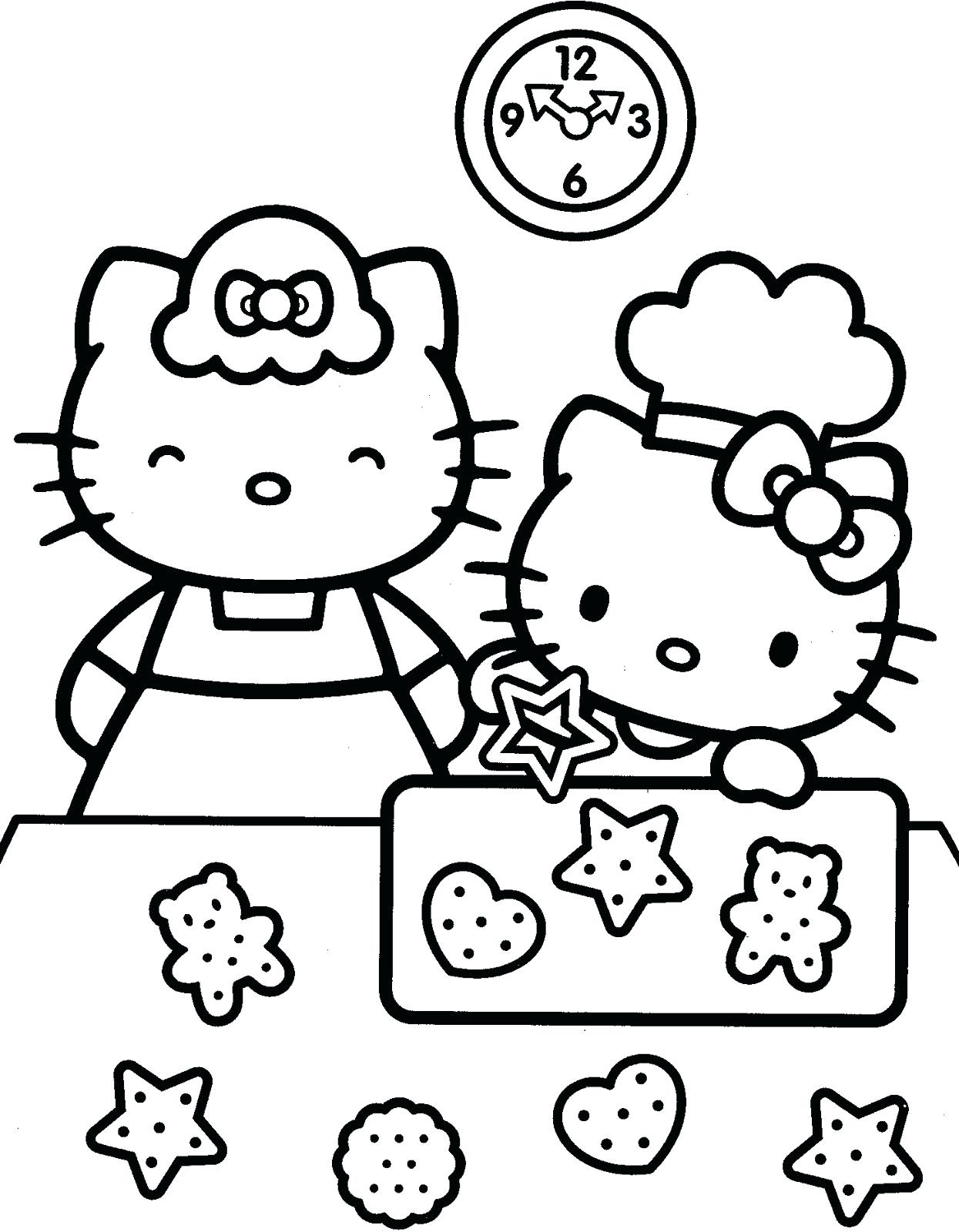 1245x1600 Coloring Pages Hello Kitty Halloween Coloring Pages Page Fun