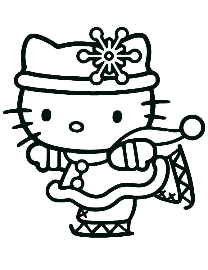 670x867 Hello Kitty Halloween Printable Coloring Pages Printable Coloring