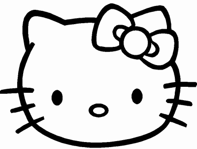 400x302 Hello Kitty Coloring Printables Thinking For Graces First Hello