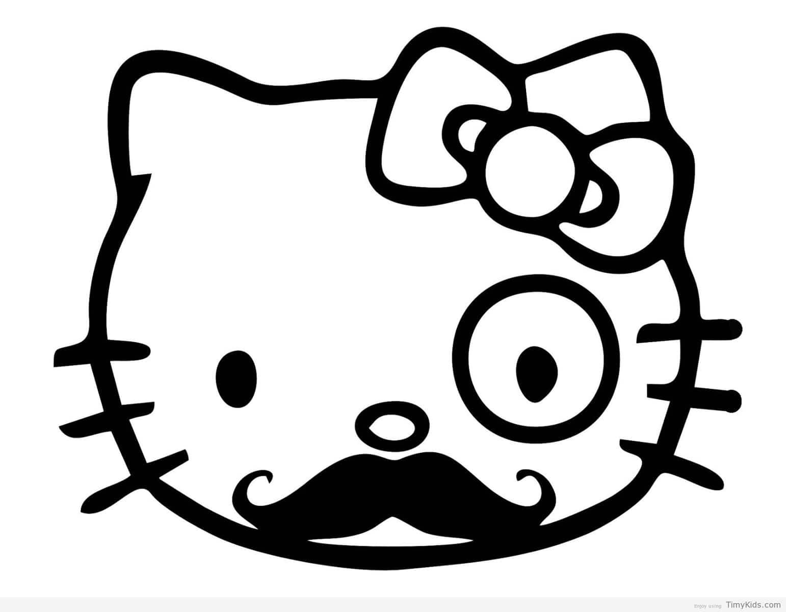 1542x1200 Kitty Nerd Coloring Pages Html